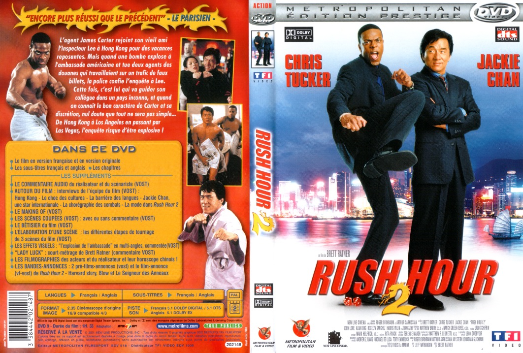 Watch Rush Hour 3 (2007) Full Movie - Openload Movies